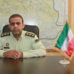 پیام فرمانده نیروی انتظامی مرودشت بمناسبت ماه محرم