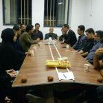 برگزاری نشست دبیرخانه انجمن های فرهنگی هنری سیدان