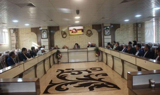 چهارمین جلسه شورای فرهنگ عمومی شهرستان مرودشت برگزار شد