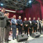 کنسرت بزرگ استاد کیوان ساکت در مرودشت