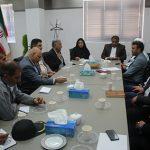 برگزاری کارگروه ترویج فرهنگ ایثار و شهادت شهرستان مرودشت