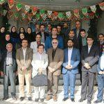 دیدار معاون پارلمانی وزیر فرهنگ و ارشاد اسلامی با هنرمندان شهرستان مرودشت